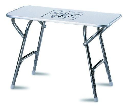 98.29 - Τραπέζι Παραλληλόγραμμο Πτυσσόμενο Marathon  L81 x W40 x H5cm
