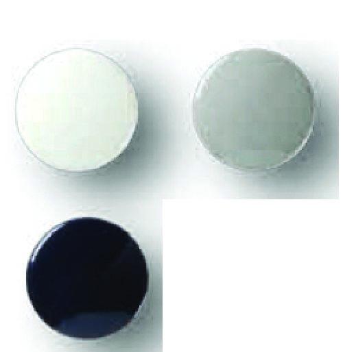 15.6 - Άκρο Για Σύστημα Δεσίματος Χρώματος Λευκού - Σετ x20