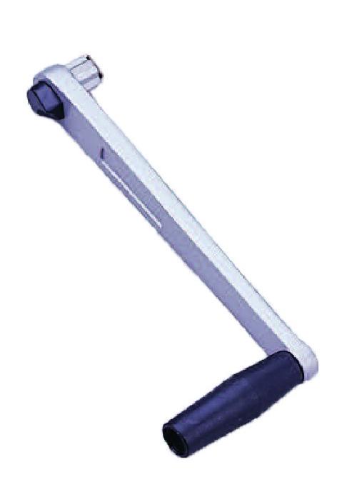 36.2 - Μανέλα Μήκους 254mm Χρώμα Γκρι