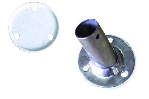 10.2 - Φλάντζα Πλαστική Προστατευτική - Σετ x20
