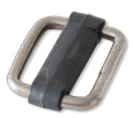 10.66 - Αγκράφα Inox Για Ιμάντα 25mm