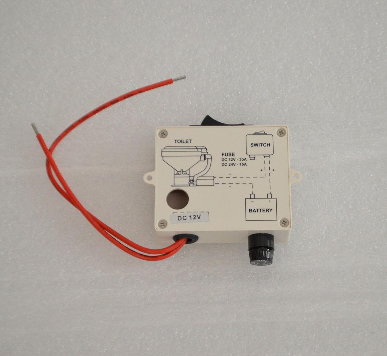 19.77 - Διακόπτης Ηλεκτρικής Τουαλέτας TMC