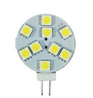 10.12 - Λαμπτήρες LED Τύπου G4 217 Lumen - Συσκευασία Των 2 Τεμαχίων