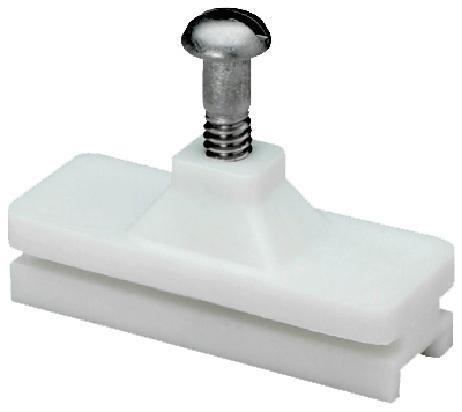 10.24 - Βάση Τέντας Πλαστική Για Πλαϊνή Τοποθέτηση Ράγας