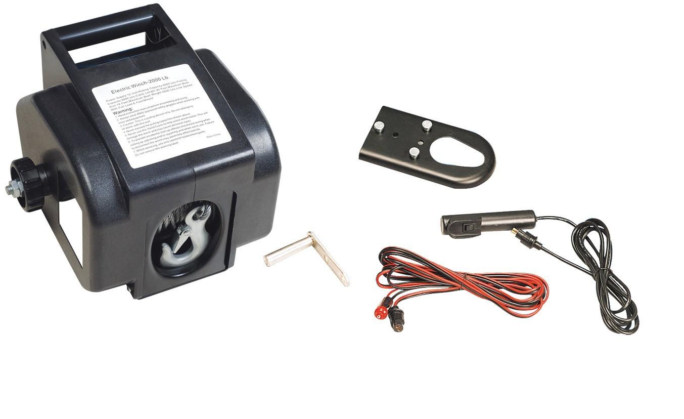 105.72 - Εργάτης Ηλεκτρικός Τρέιλερ Μεγάλης Απόδοσης 12V