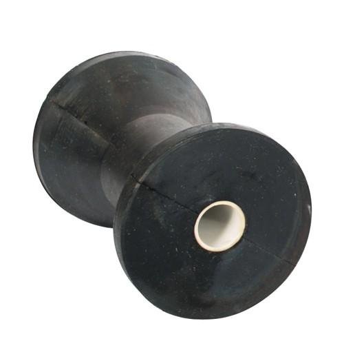 36.55 - Ράουλο Καρίνας Ελαστικό Χρώμα Μαύρο 115x75mm - Συσκευασία Των 5 Τεμαχίων