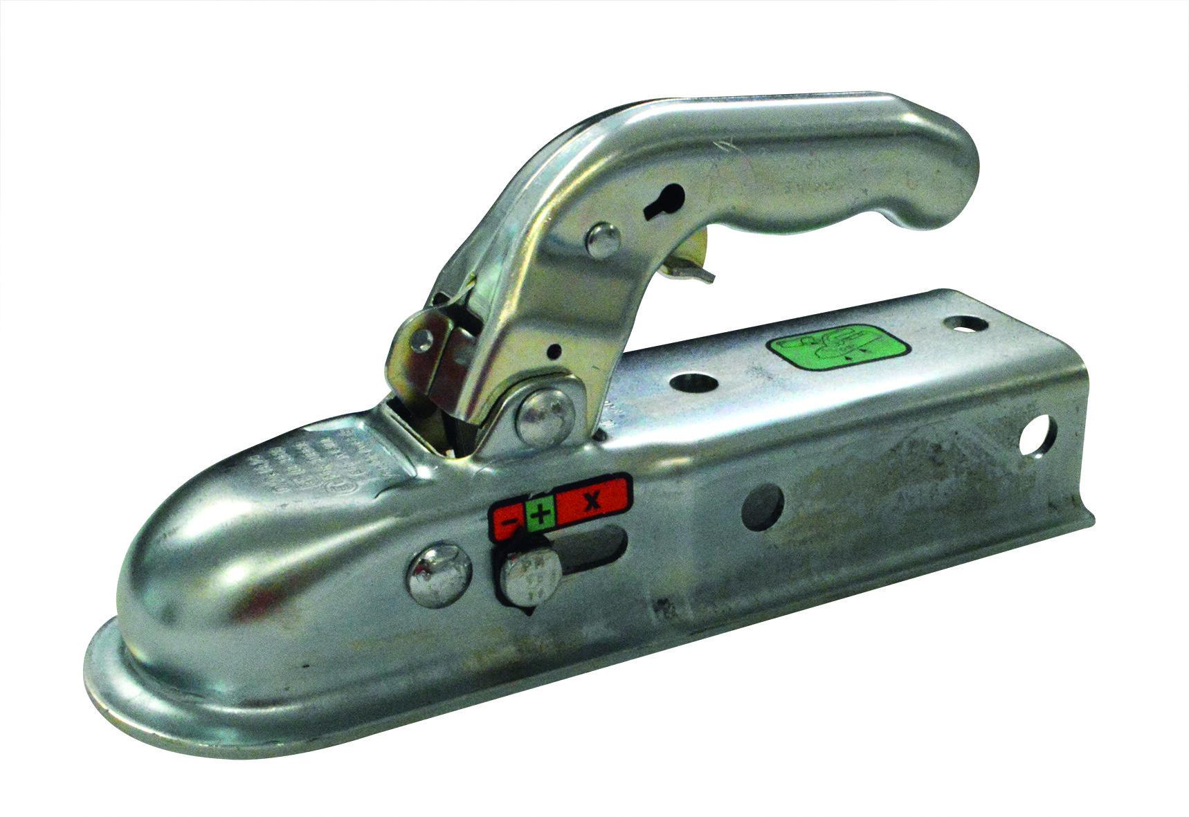 32.64 - Κοτσαδόρος Τρέιλερ Βαρέως Τύπου Ικανότητας 1500kg Με Άξονα 60mm