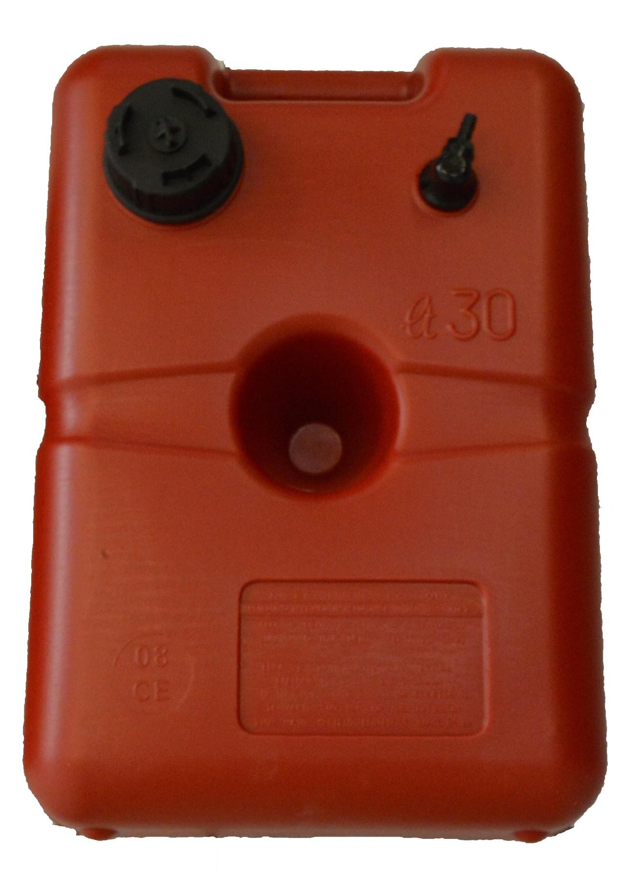 31.65 - Ρεζερβουάρ Καυσίμου EVAL Εγκεκριμένο CE 30lt