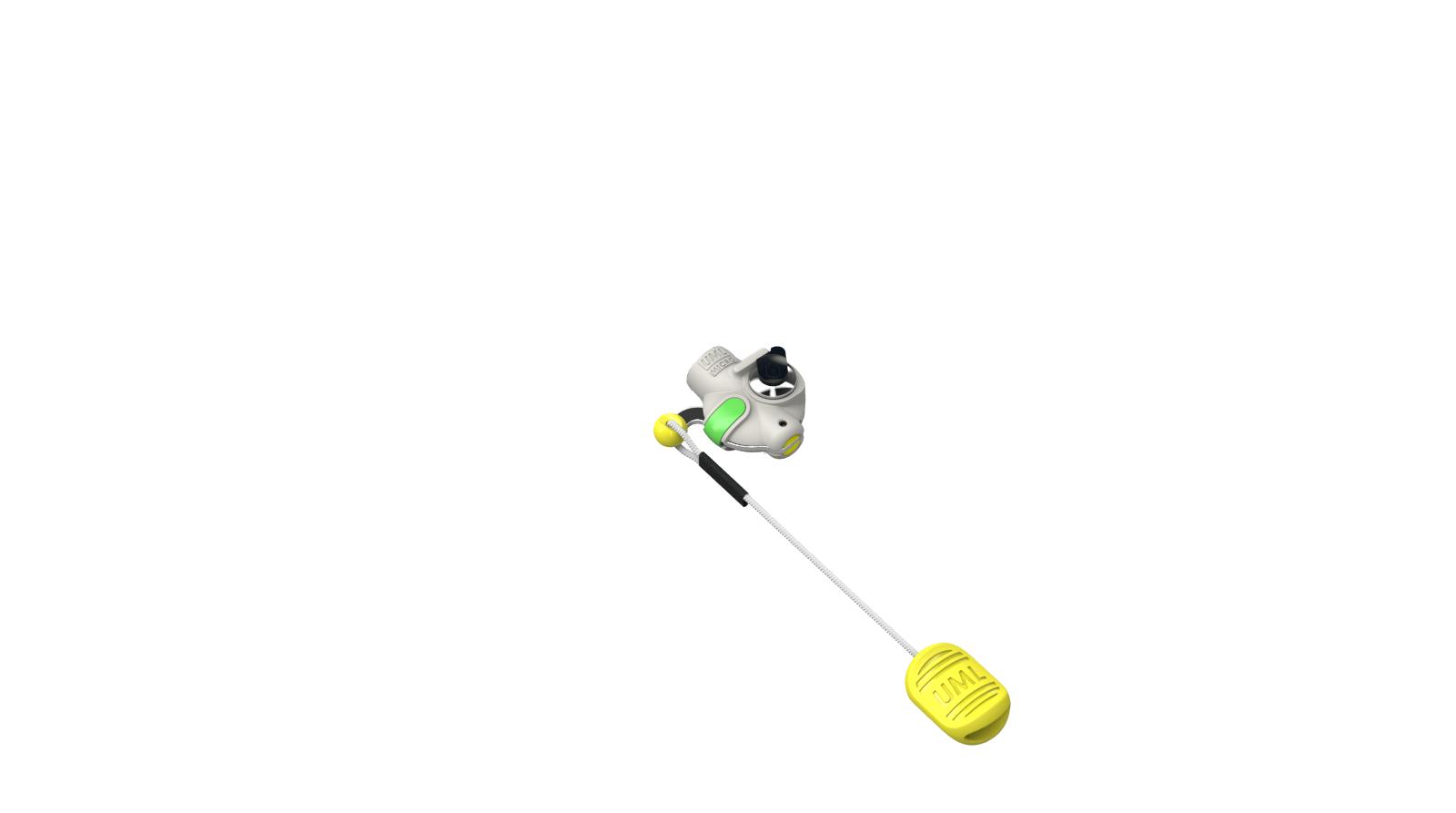 """15.53 - Χειροκίνητος Μηχανισμός Micro Manual """"D"""" Hole"""