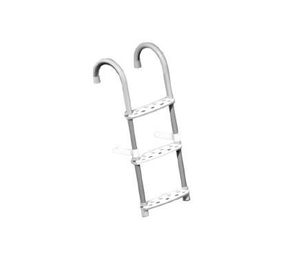 41.29 - Σκάλα Αλουμινίου Με 4 Σκαλοπάτια