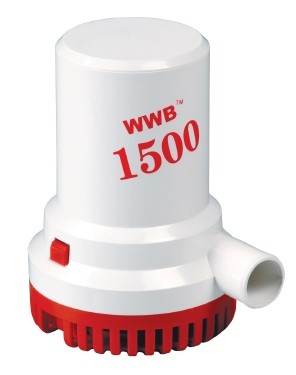 37.53 - Αντλία Σεντίνας  WWB 1500 95lt/min 12V