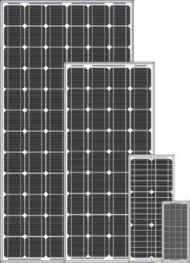 161.05 - Άκαμπτο Ηλιακό Πάνελ 100W