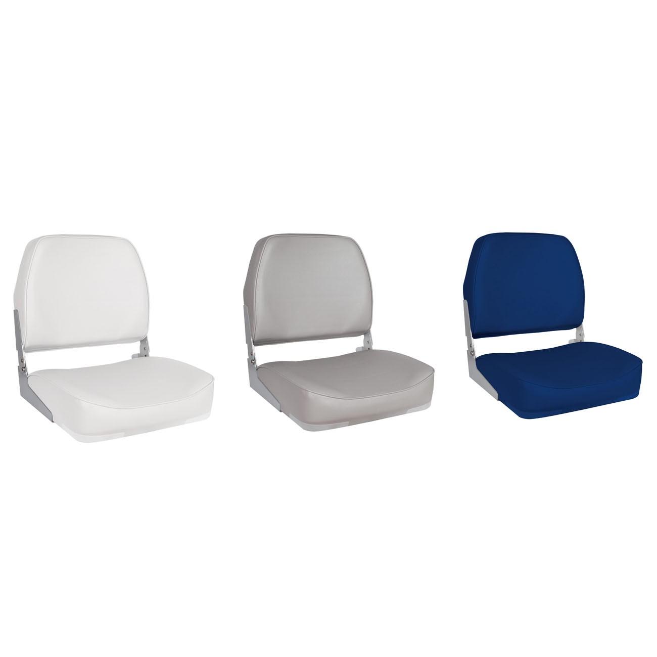 69.55 - Κάθισμα Αναδιπλούμενο Χρώματος Λευκού