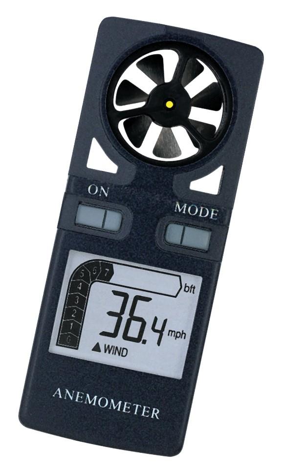 133.34 - Φορητό Ψηφιακό Ανεμόμετρο