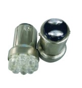6.45 - Περίβλεπτος Λαμπτήρας LED Με Παράλληλους Πίρους 27,3 Lumen Για Κωδικούς 01326, 01327, 01336, 01336W, 01334