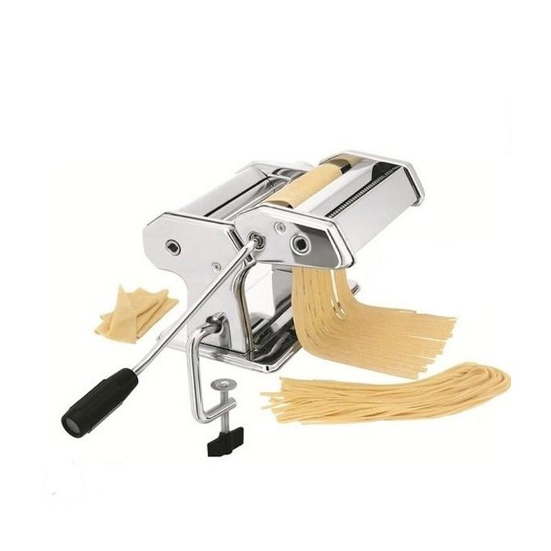 Ανοξείδωτη Μηχανή Παρασκευής Ζυμαρικών και Φύλλου