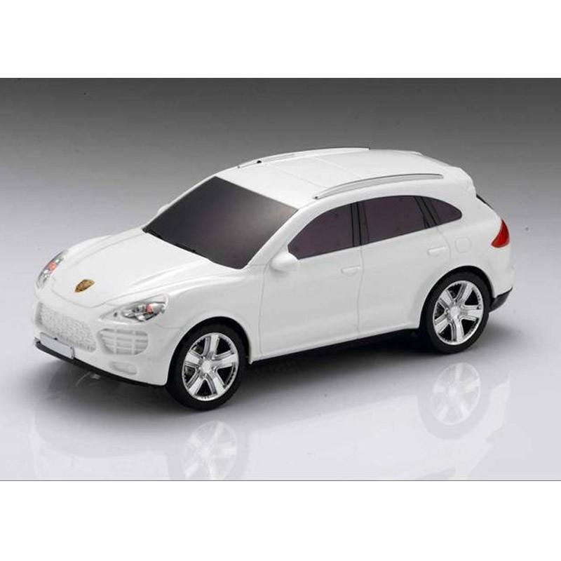 Φορητό Ηχείο MP3 Player ''Porsche Cayenne'' Χρώματος Άσπρο