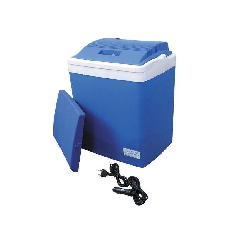 Ηλεκτρικό Φορητό Ισοθερμικό Ψυγείο 26 Lt 2 σε 1