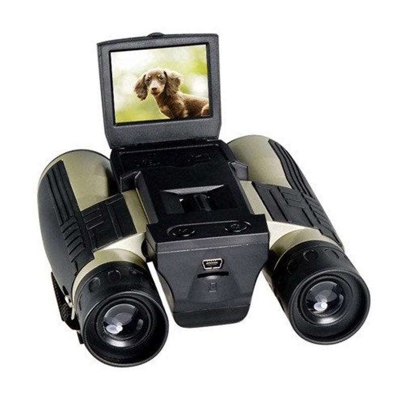 Κιάλια με Ψηφιακή Κάμερα και LCD Οθόνη