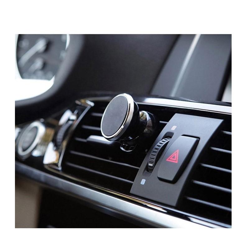 6.9 - Μαγνητική Βάση Στήριξης Κινητού για Αεραγωγό Αυτοκινήτου