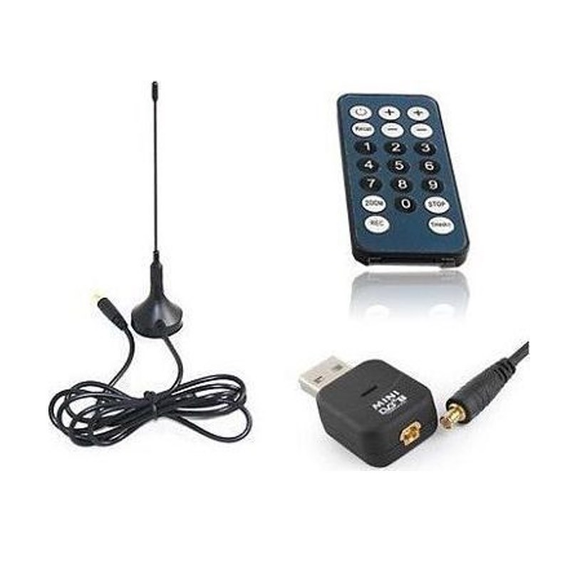 Mini USB Κάρτα Ψηφιακής Τηλεόρασης DVB-T
