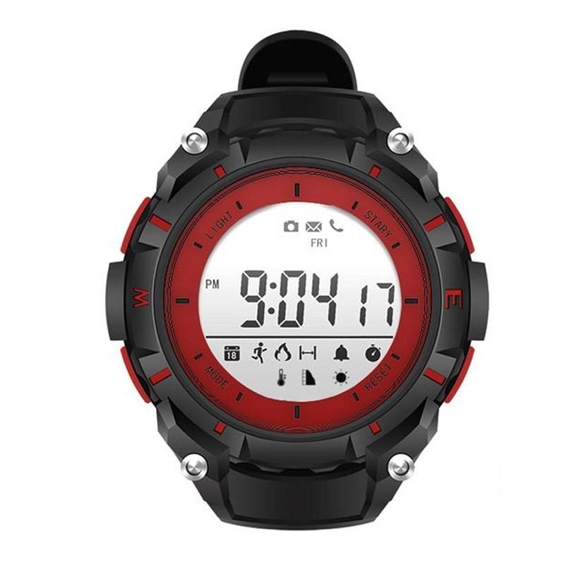 Unisex Ρολόι Αδιάβροχο Smart Watch με Bluetooh DZP