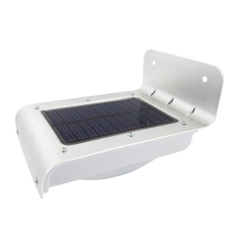 Αδιάβροχο Ηλιακό Φωτιστικό Εξωτερικού Χώρου με Αισθητήρα Κίνησης