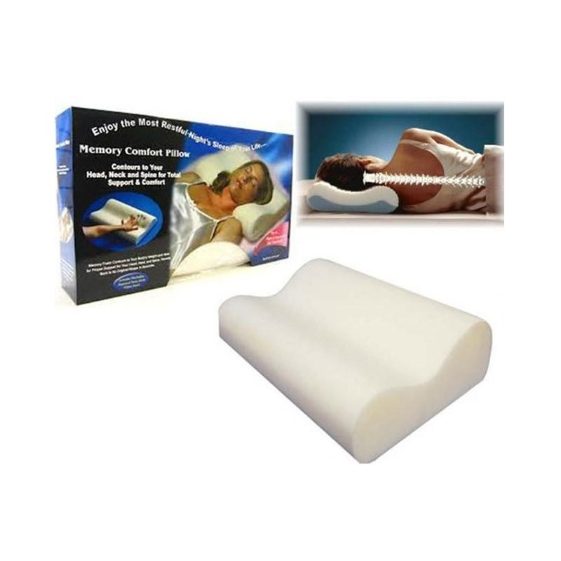 Ανατομικό Μαξιλάρι Ύπνου Memory Foam