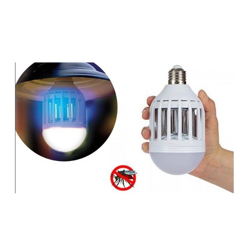 Αντικουνουπικό - Λάμπα LED 15W