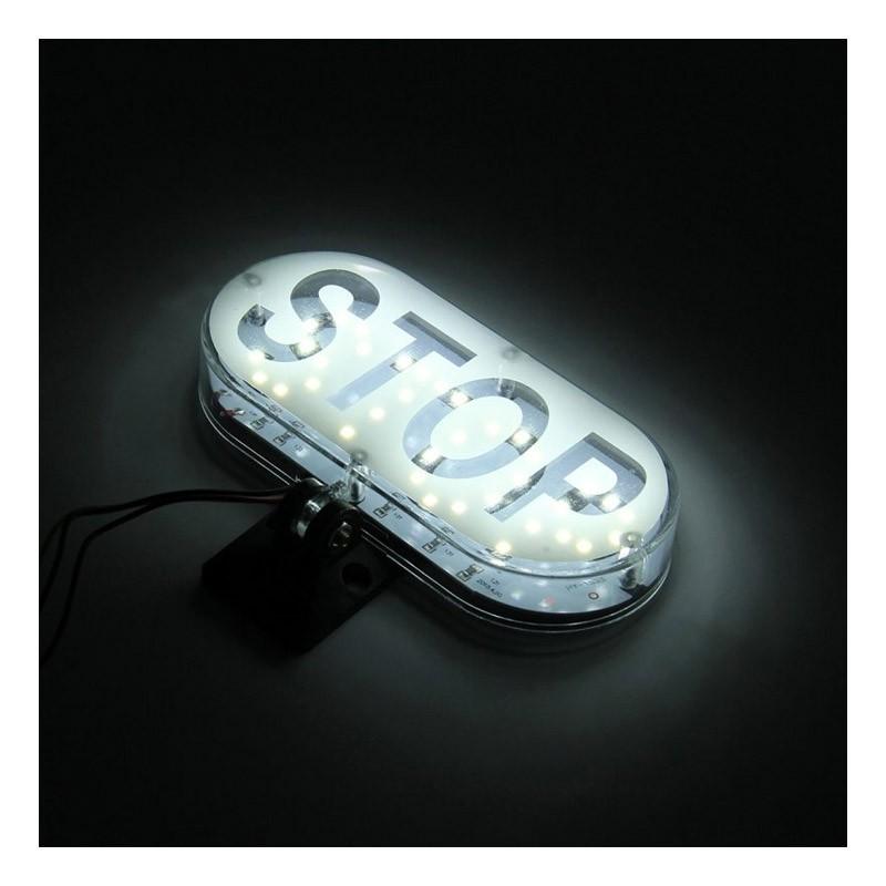 Διακοσμητικό Φωτιστικό Αυτοκινήτου Led Stop
