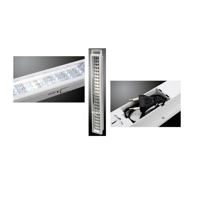 Επαναφορτιζόμενο Φωτιστικό Ασφαλείας με LED