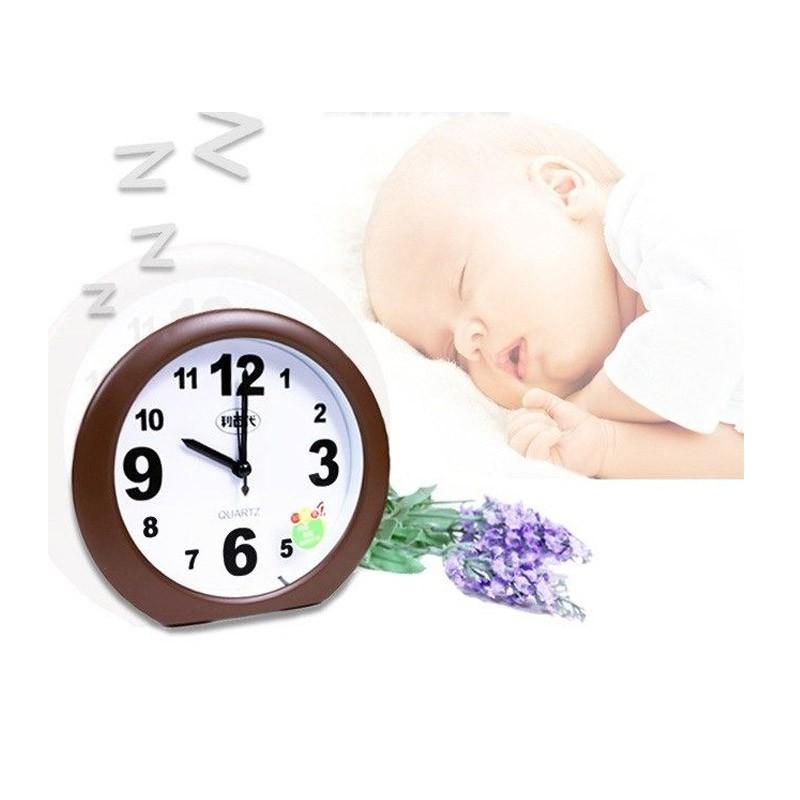 Επιτραπέζιο Ρολόι-Ξυπνητήρι με Ήχο
