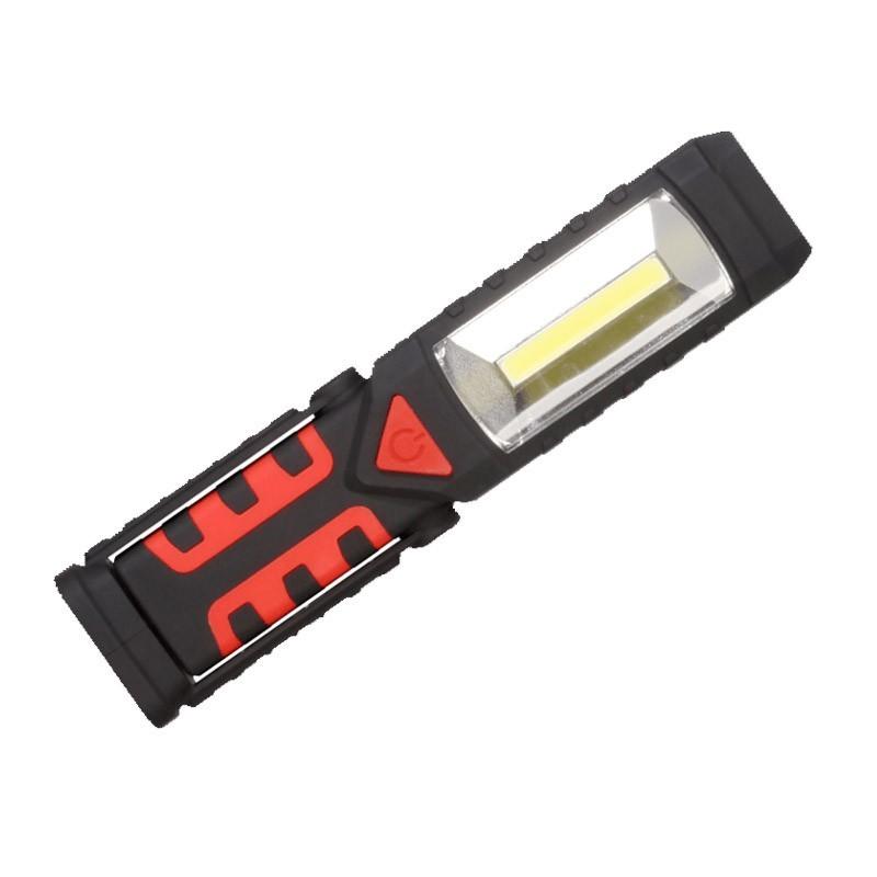9.9 - Φακός Εργασίας LED 3W με Μαγνήτη και Γάντζο Στήριξης