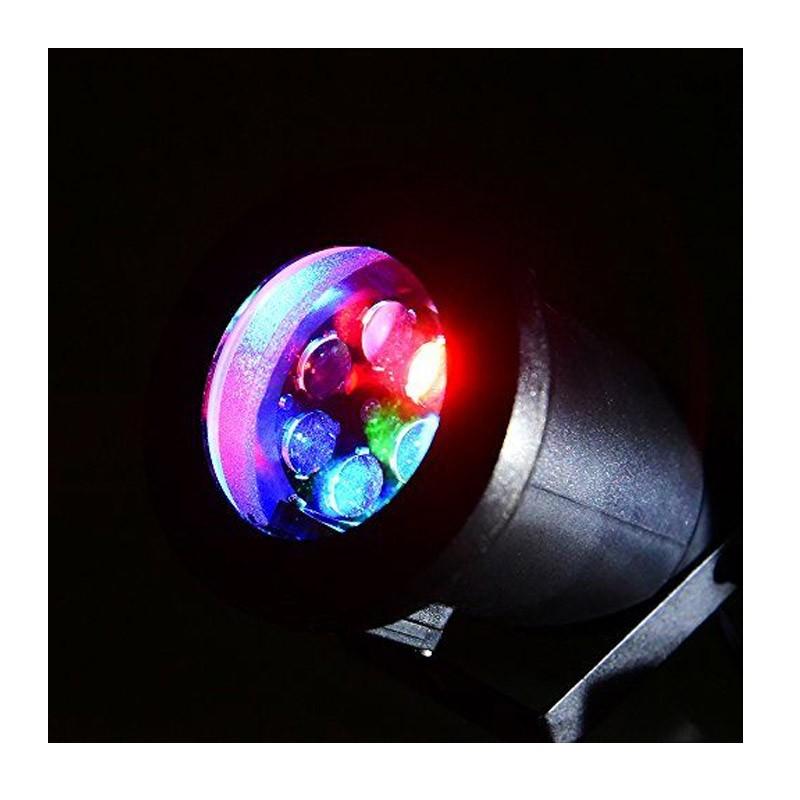 Φωτορυθμικός Προβολέας LED