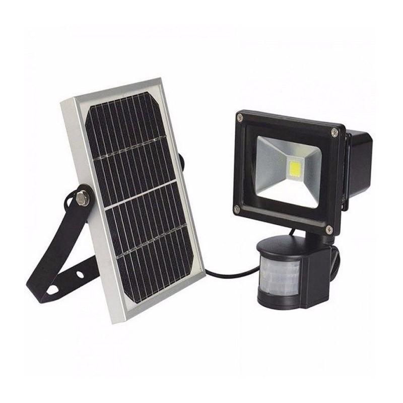 Ηλιακός Προβολέας LED με Ανιχνευτή Κίνησης