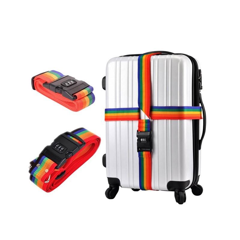 7.9 - Ιμάντες Βαλίτσας και Αποσκευών με Συνδυασμό Ασφαλείας