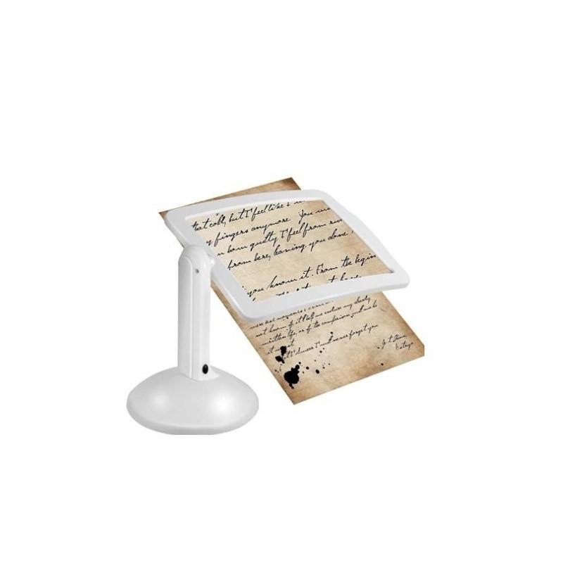 11.9 - Μεγεθυντικός Φακός LED-360 Μοιρών για Ανάγνωση και Άλλες Χρήσεις