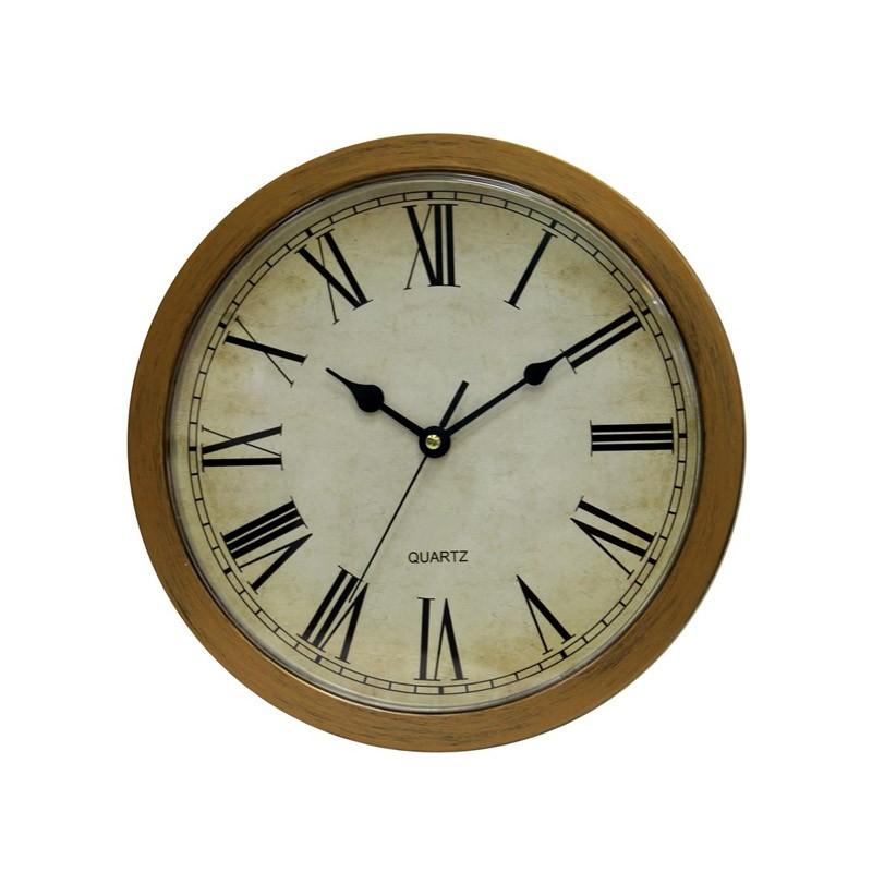 19.9 - Ρολόι Τοίχου με Εσωτερική Υποδοχή για Αντικείμενα - Safe Clock