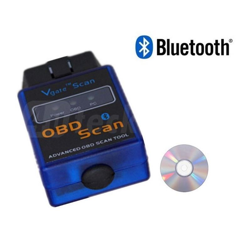 17.9 - Διαγνωστικό Αυτοκινήτου για Βλάβες με Bluetooth Obd II μέσω Υπολογιστή και Κινητού