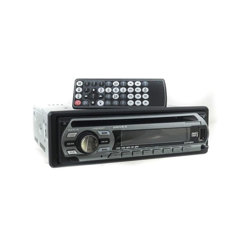 Ηχοσύστημα Αυτοκινήτου 4 x 50 WATT με USB
