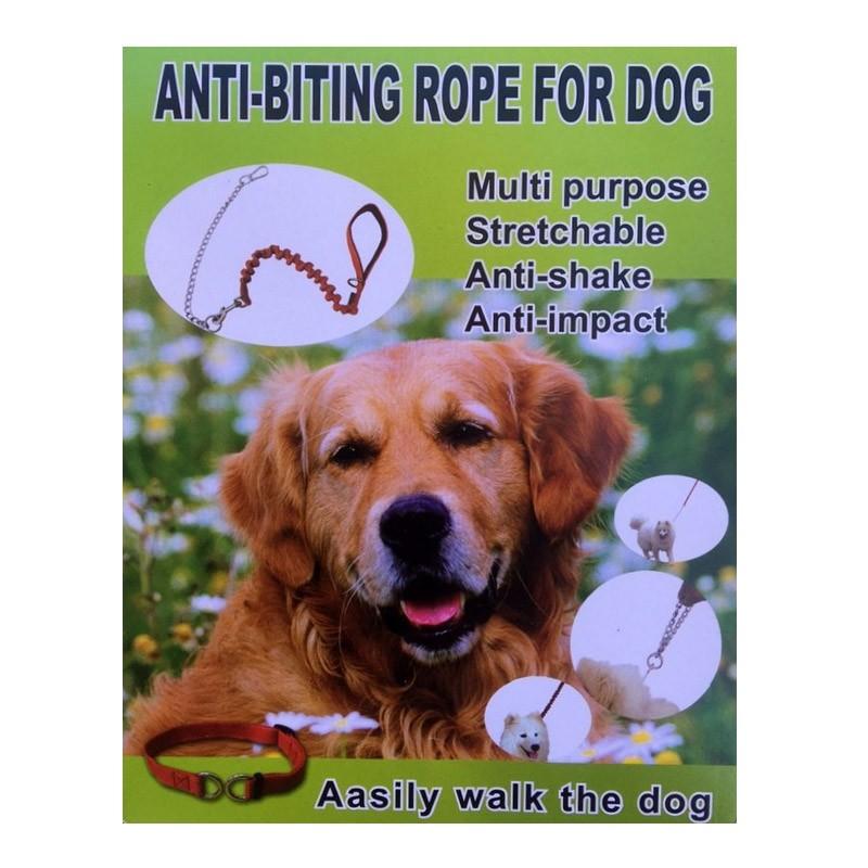Λουρί Σκύλου που Προστατεύει από Δαγκώματα
