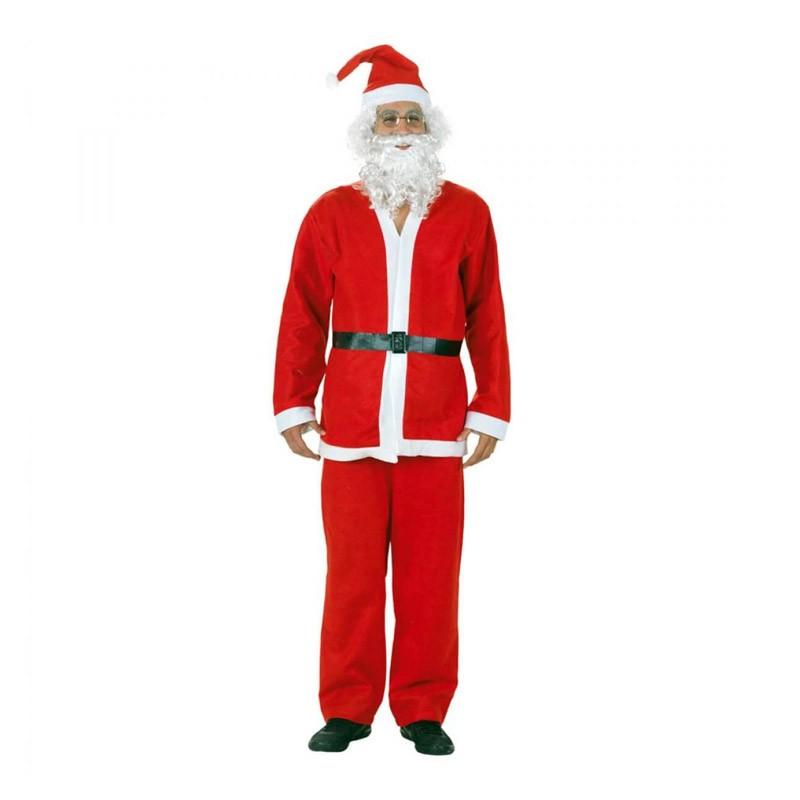 Χριστουγεννιάτικη Στολή Ενηλίκων Άγιος Βασίλης