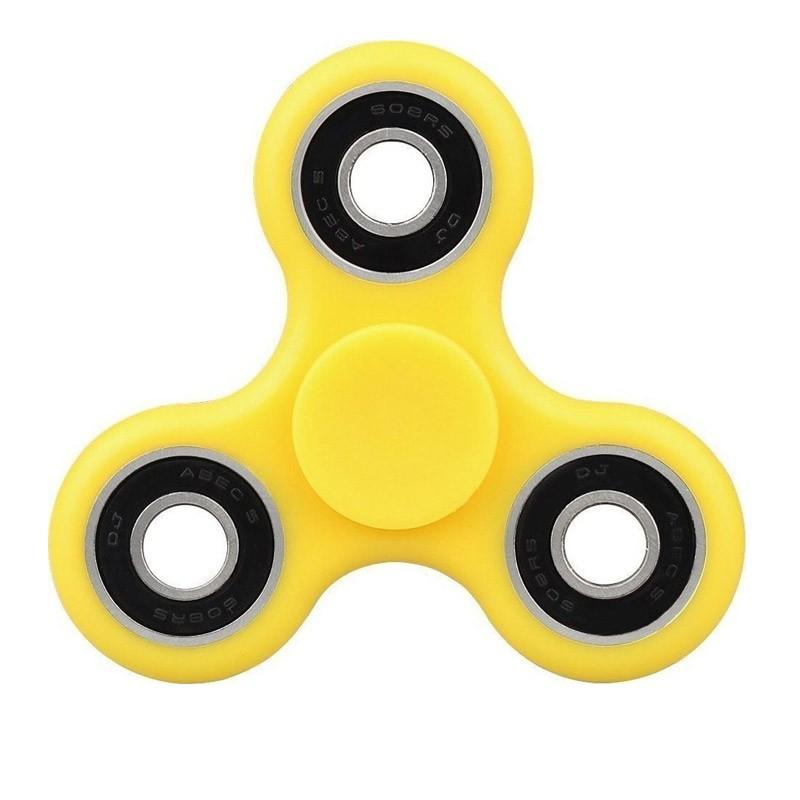 Αγχολυτικό Παιχνίδι Ανακούφισης Στρες Χρώματος Κίτρινο