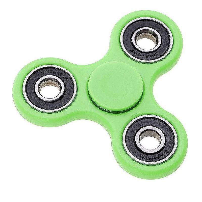 Αγχολυτικό Παιχνίδι Ανακούφισης Στρες Χρώματος Πράσινο
