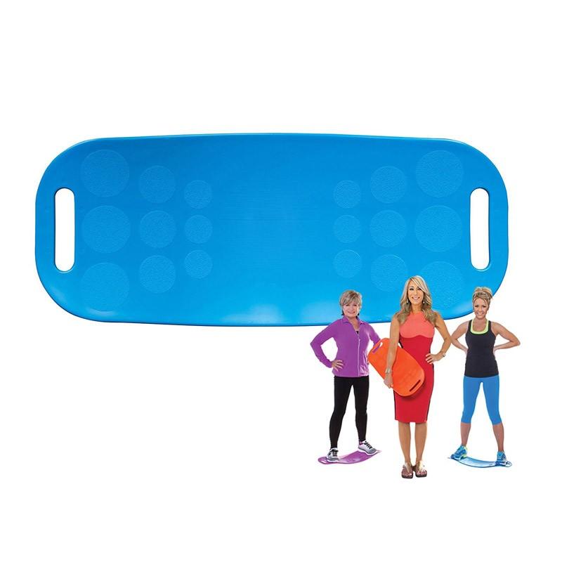 Δίσκος Ισορροπίας Γυμναστικής Simply Fit Χρώματος Μπλε