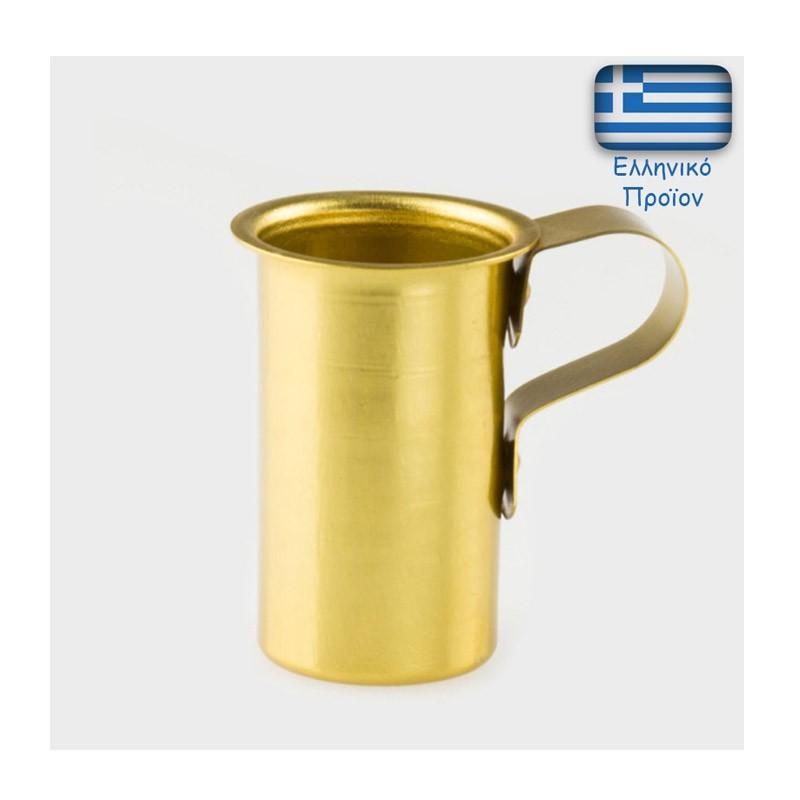 Κανάτα Δράμι Κρασιού Σετ 3 Τεμάχια-Χρυσό