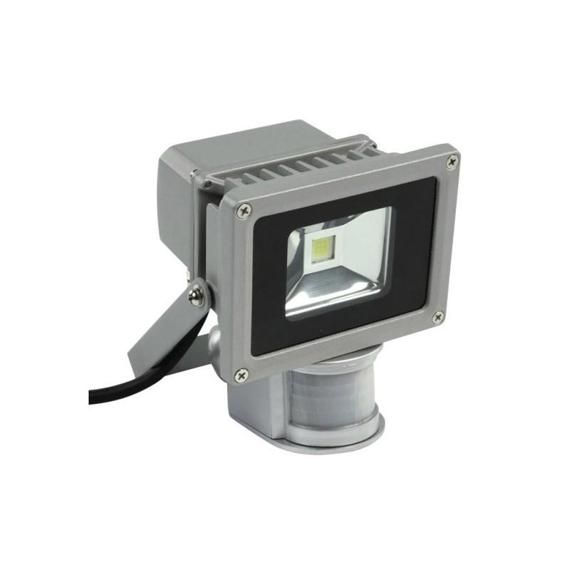 14.9 - Προβολέας LED με Αισθητήρα Κίνησης και Φωτός