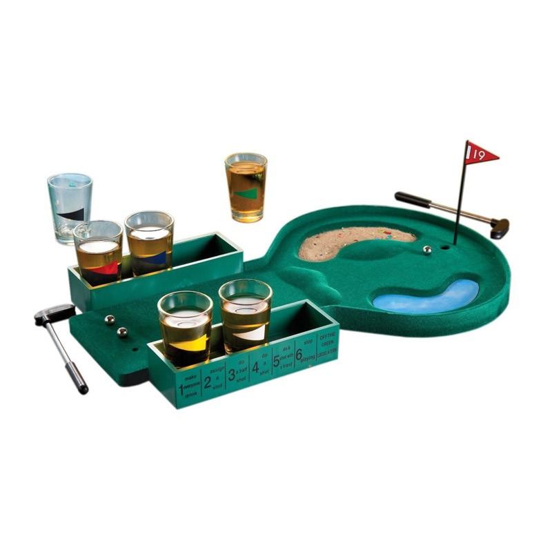 Επιτραπέζιο Παιχνίδι Golf με Σφηνάκια
