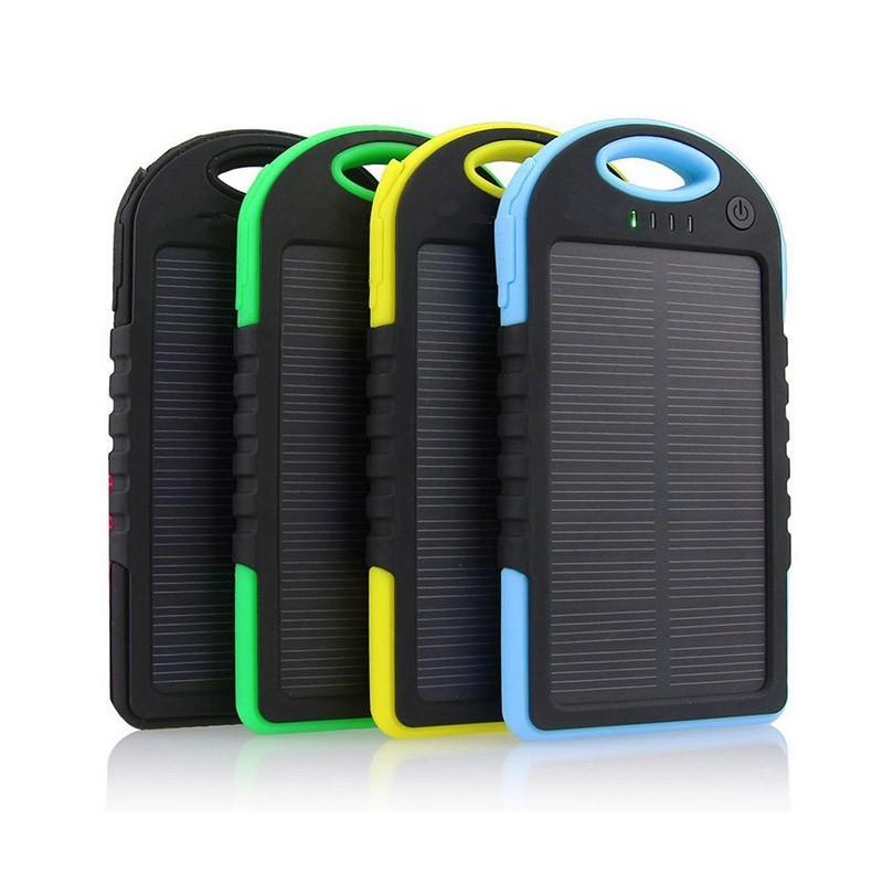 12.9 - Ηλιακός φορτιστής συσκευών