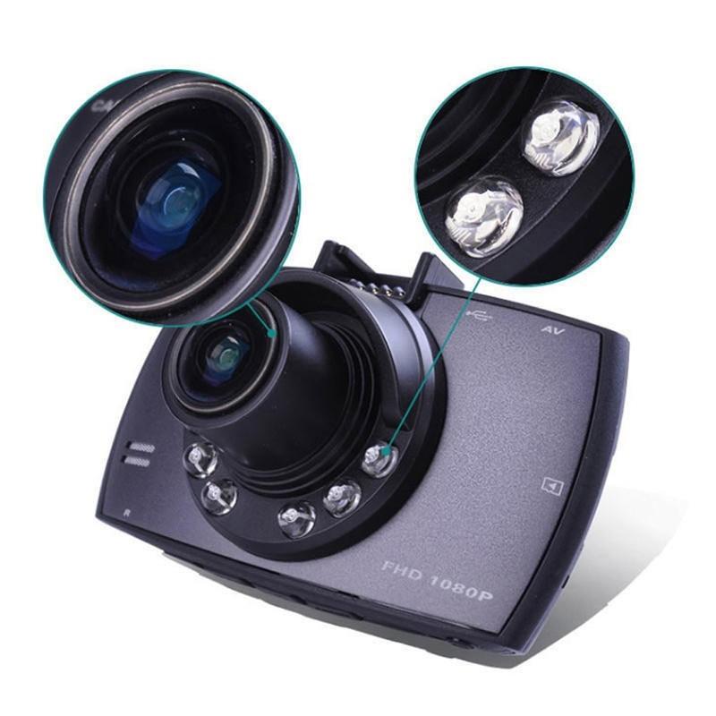 Κάμερα - Καταγραφικό Αυτοκινήτου με Νυχτερινή Λήψη  και Ανίχνευση Κίνησης